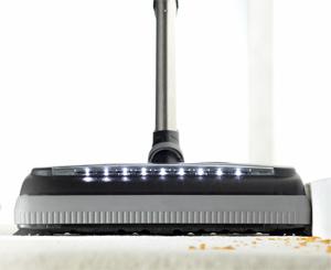 Электрощетка чистит не только ковры